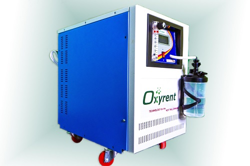 Oxyrent-high-purity-Oxygen-concentrator
